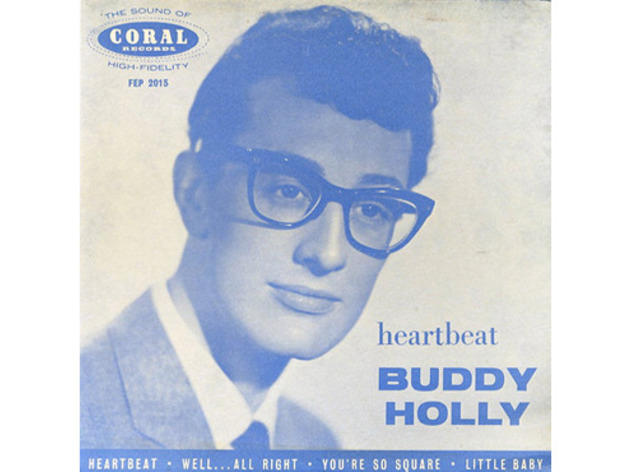 """Heartbeat"" by Buddy Holly"
