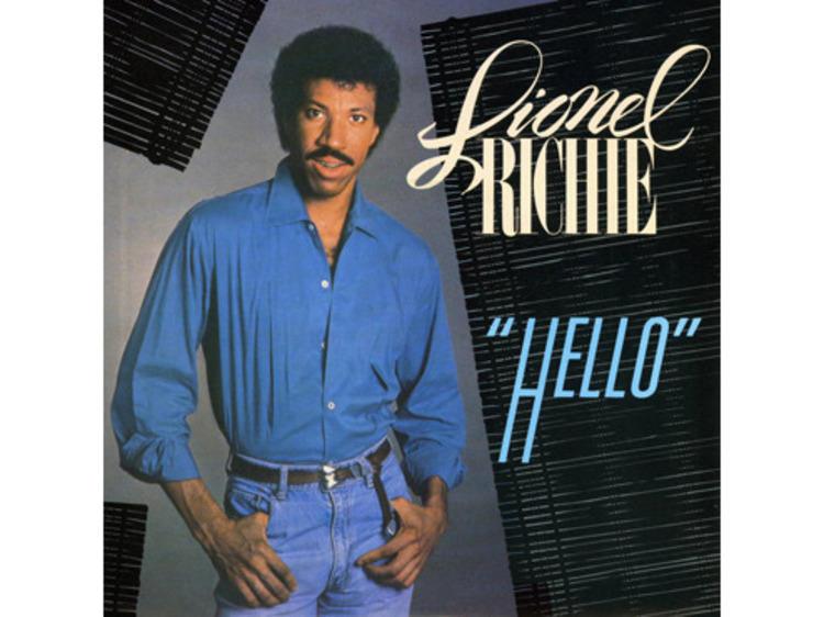 'Hello' – Lionel Richie
