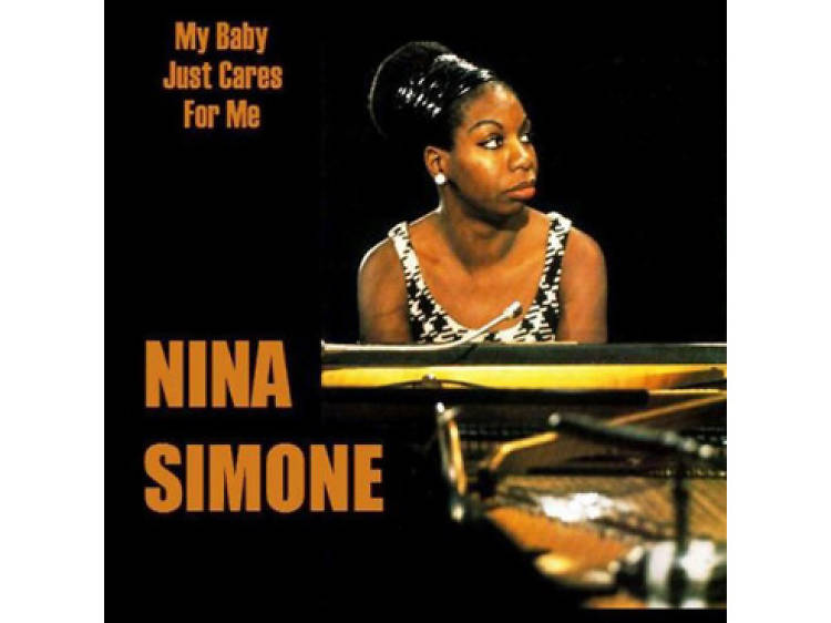 """""""My Baby Just Cares for Me"""" by Nina Simone"""