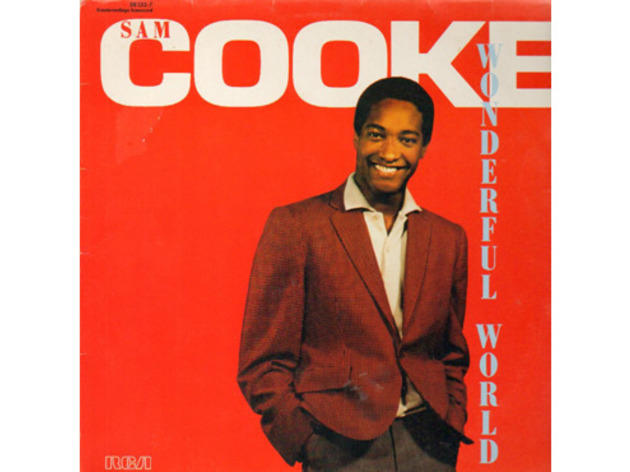 """Wonderful World"" by Sam Cooke"