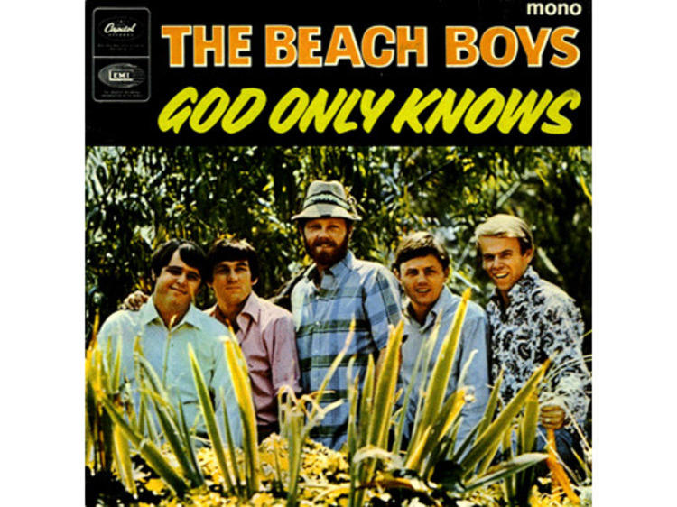 """""""God Only Knows"""" by the Beach Boys"""