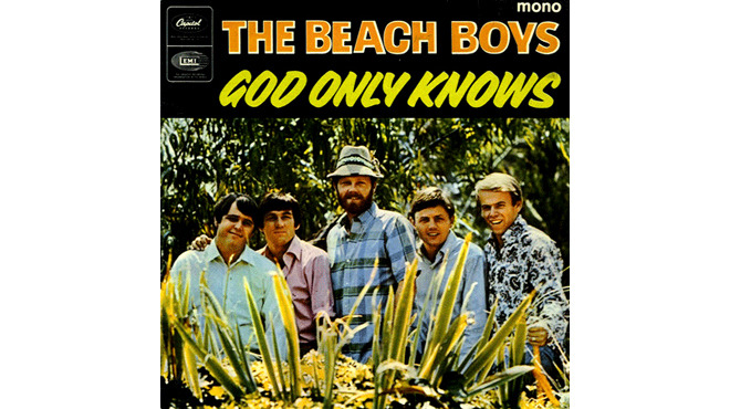 The Beach Boys' God Only Knows album cover