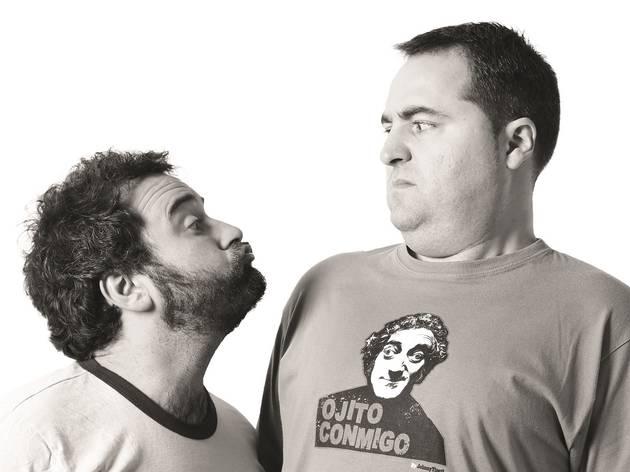 Comedy Zoo: Miguel Martín + Rául Pérez
