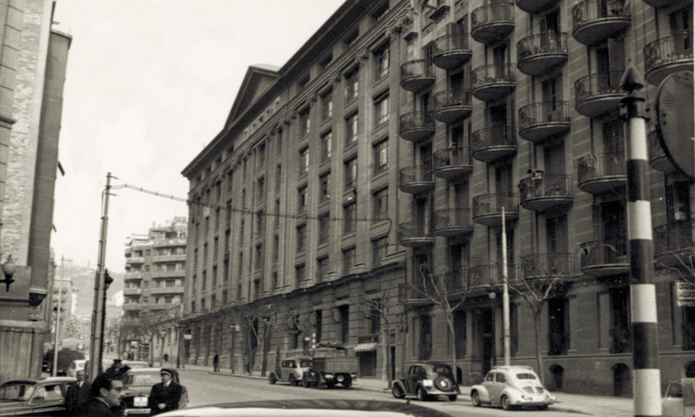 Edifici David (Ignasi Mas Morell, 1914)