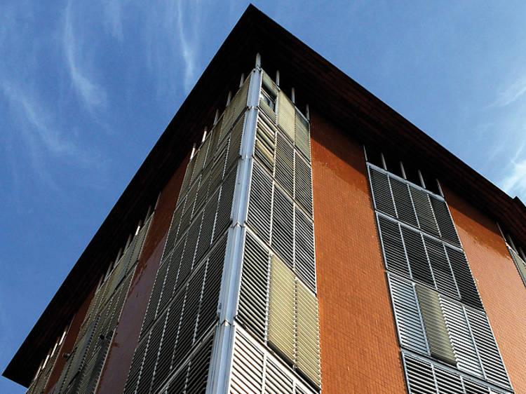 Habitatges Barceloneta (Josep Antoni Coderch, 1954)