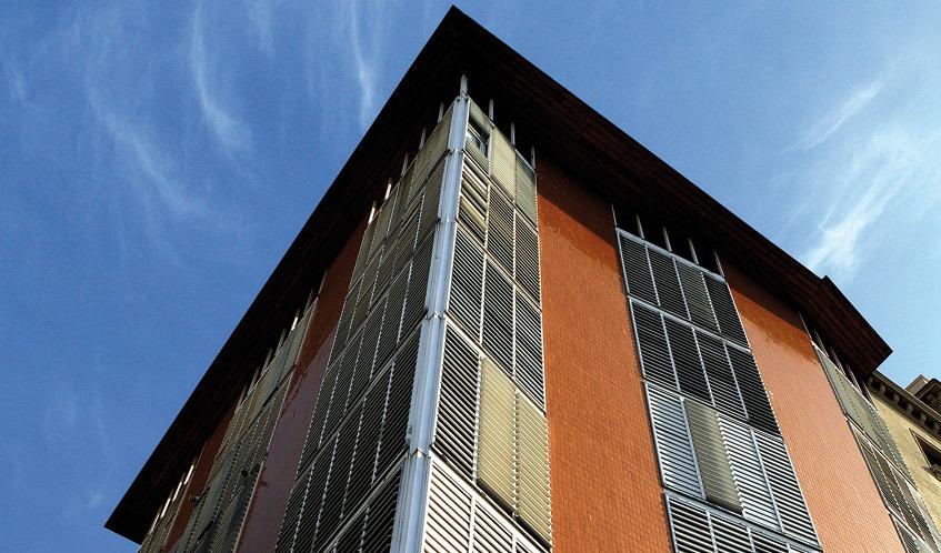 Patrimonio barcelona 10 edificios de arquitectura for Josep antoni coderch