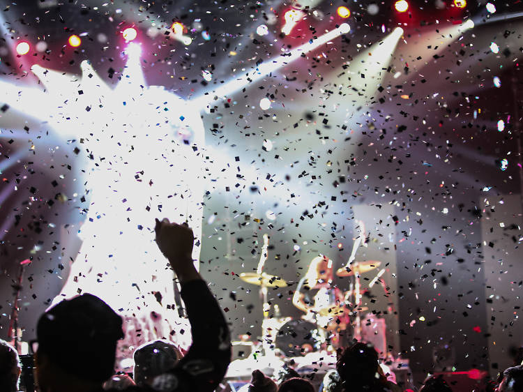 Check out the best big live-music venues
