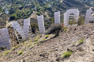 Obscura Society LA: Behind the Hollywood Sign