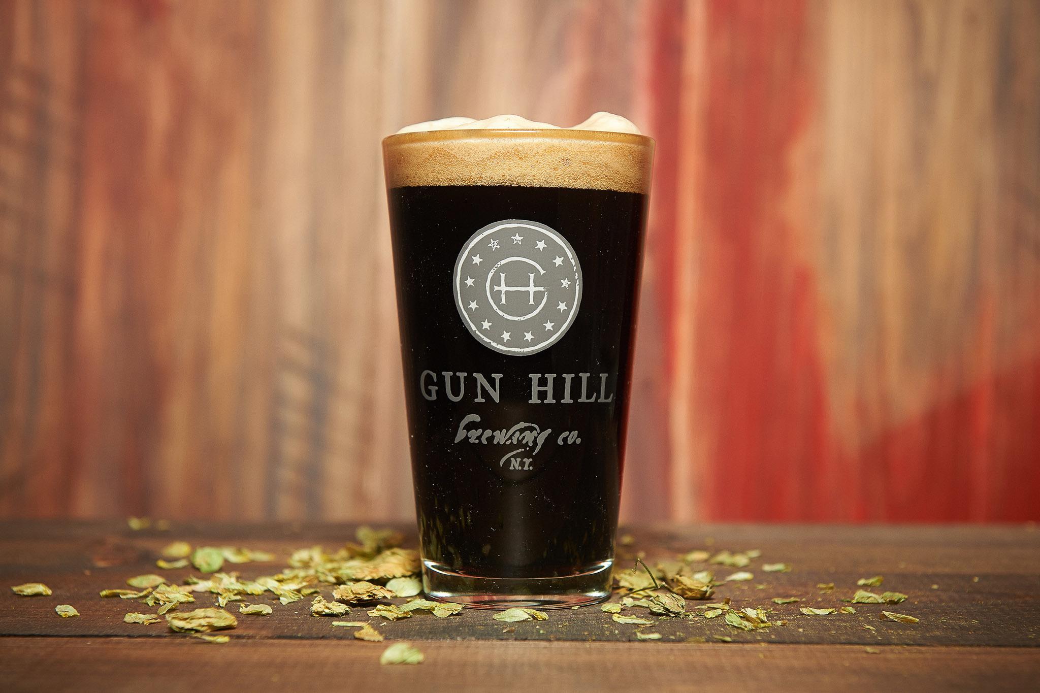 <p>Thunderdog Stout at Gun Hill Brewing Co.</p>