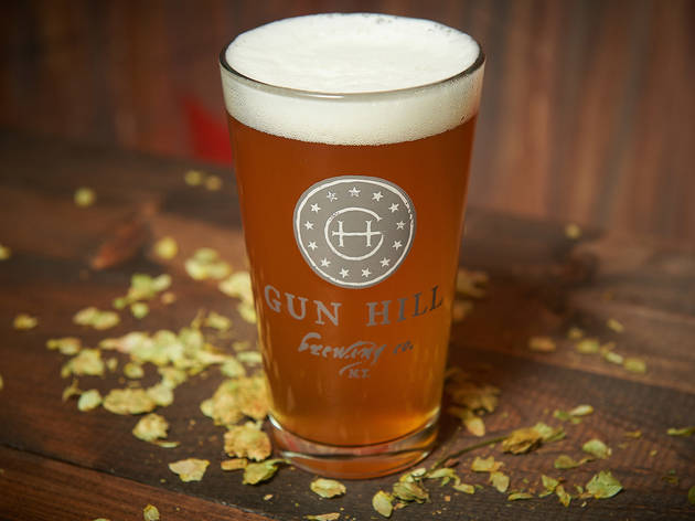Gun Hill Gold at Gun Hill Brewing Co.