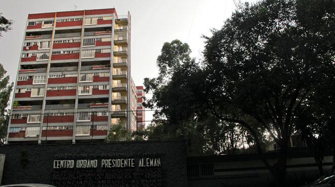 Centro Urbano Presidente Alemán