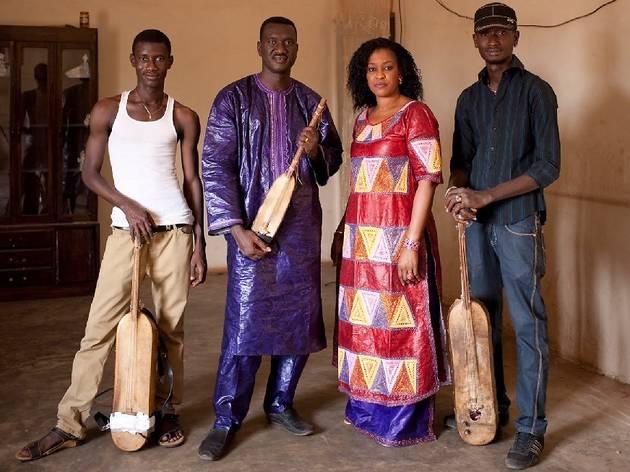 Blues & Ritmes 2014: Bassekou Kouyate & Ngoni BA