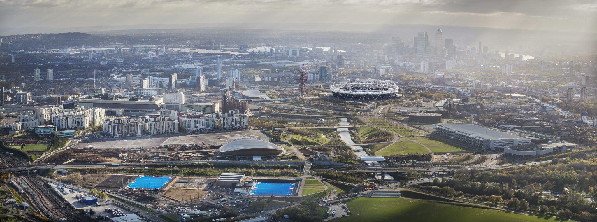 Queen Elizabeth Olympic Park Opening