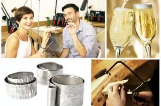 Valentine's Silver Rings Workshop
