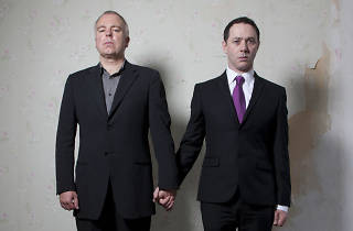 Steve Pemberton and Reece Shearsmith – Inside No. 9 DVD Signing