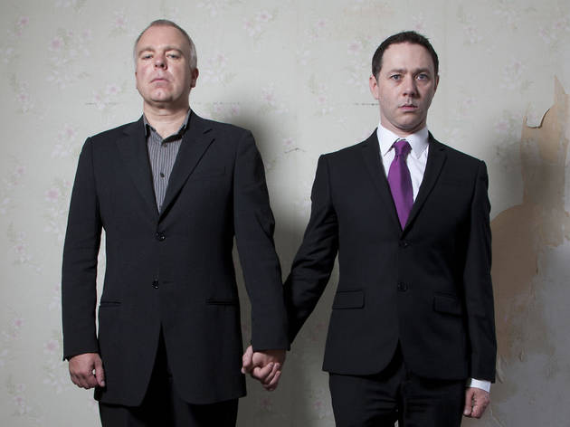 Steve Pemberton and Reece Shearsmith – Inside No. 9 DVD Signing