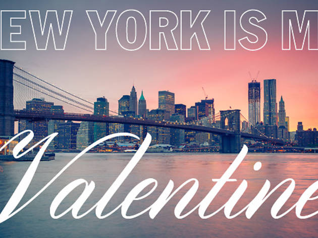 Valentine's Day ideas in NYC