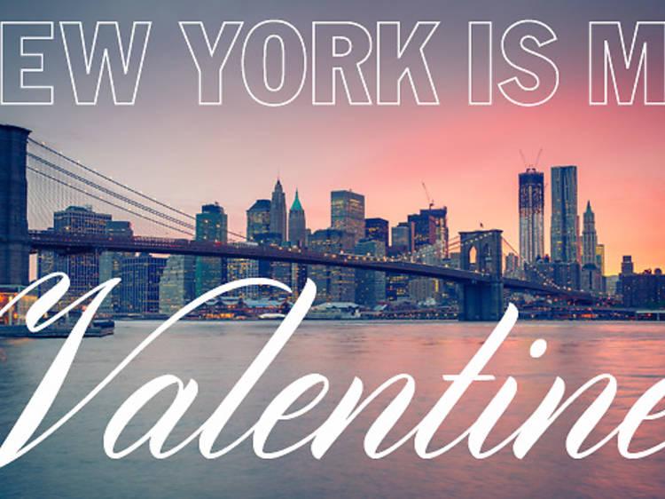 Valentine's Day in NYC