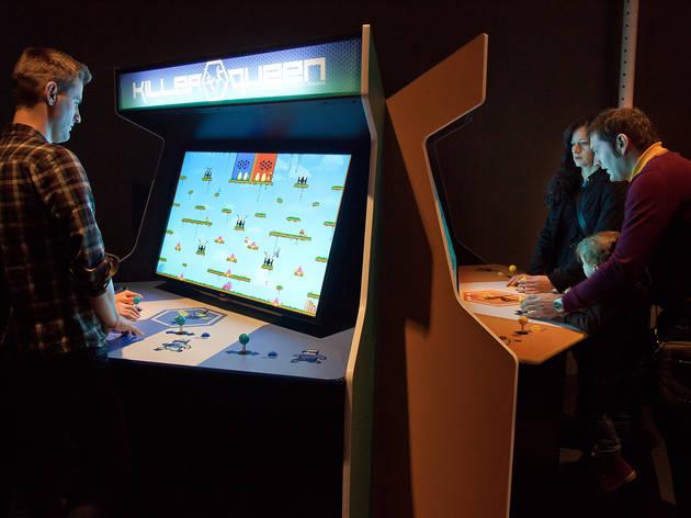 Indie Essentials: Multiplayer Tournament