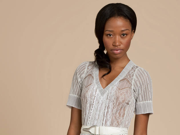 """Black Dress: Ten Contemporary Fashion Designers"""