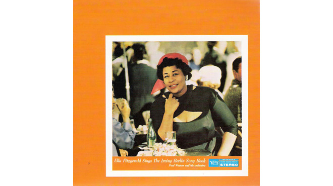 'Cheek to Cheek' – Ella Fitzgerald