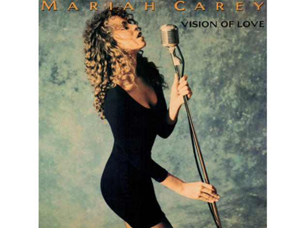 """Vision of Love"" by Mariah Carey"