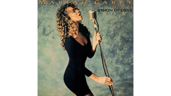 'Vision of Love' – Mariah Carey