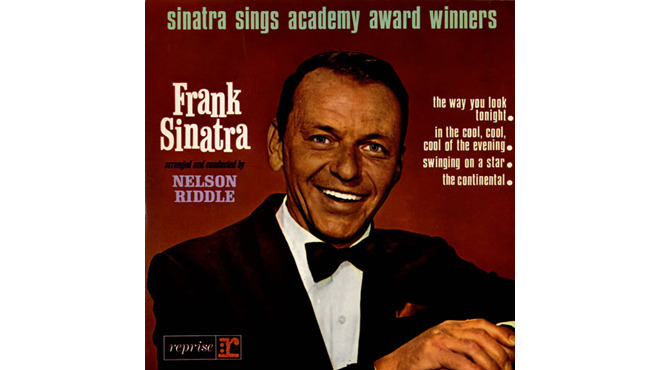"""The Way You Look Tonight"" by Frank Sinatra"