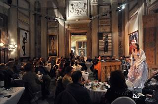 Dissabtes de música clàssica al Palau Gomis: Oleguer Beltran Ballarés + Anna Puig + Erica Wise