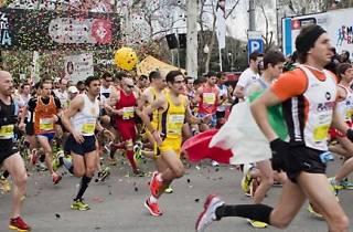Mitja Marató de Barcelona