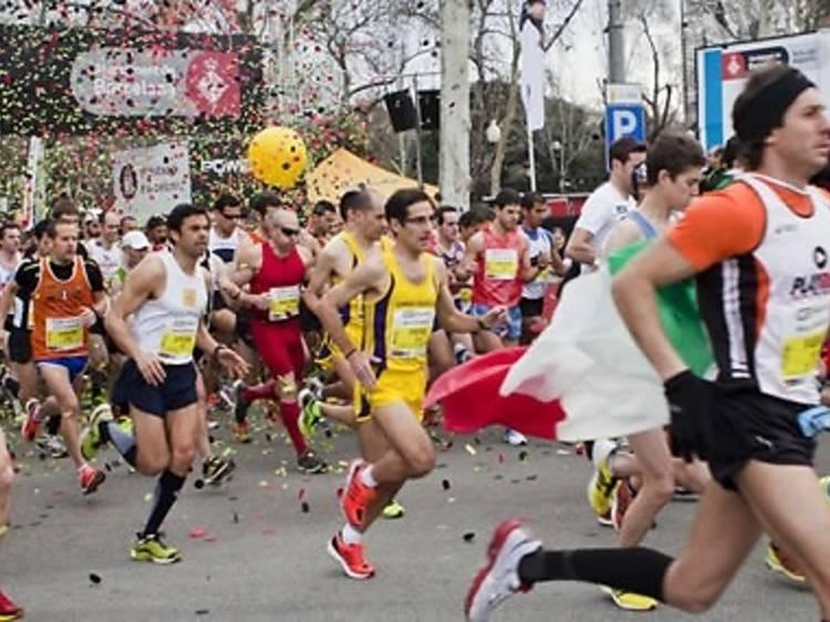 Com preparar una Marató