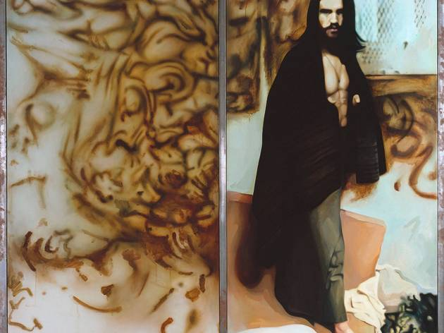 Richard Hamilton (© 'The Citizen' 1981-3, © The Estate of Richard Hamilto)