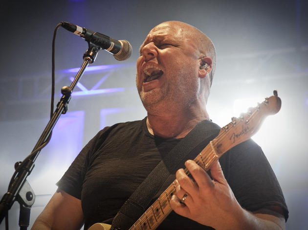 Pixies at Riviera Theatre
