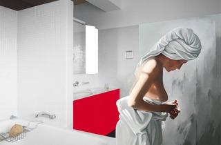 Richard Hamilton ('Bathroom - Fig. 2' 1999-2000)