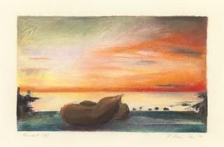 Richard Hamilton ('Sunset', 1974)
