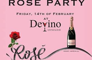 Valentine's Day Rosé Party