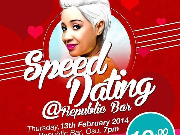 Deborah Vanessa presents Speed Dating