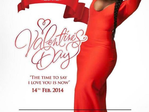 Valentine's Day at La Palm Royal Beach Hotel, Accra, Ghana