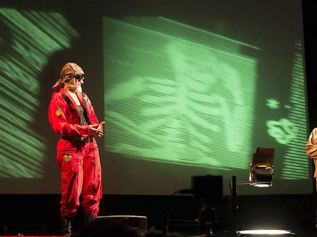 El principito pintado (Foto: Página oficial Teatro Entre 2)