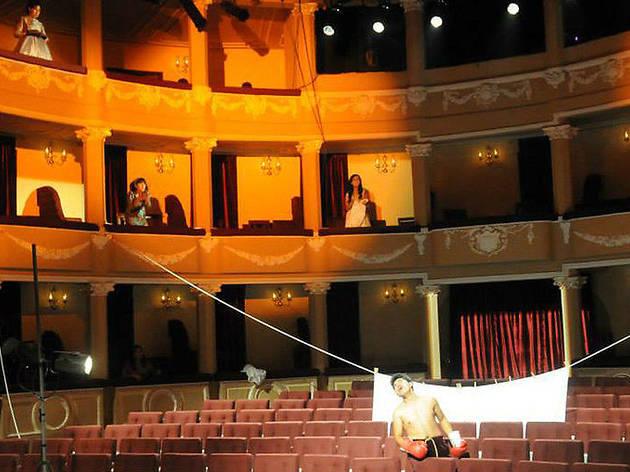 Teatro Xico (Foto: Página oficial Teatro Entre 2)