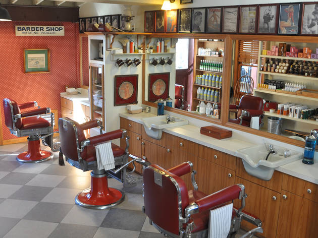 (Photograph: Courtesy The Barbershop Club)