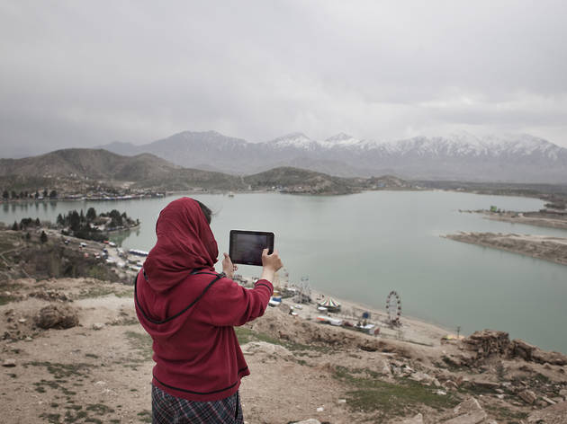 (Sandra Calligaro, 'Afghan Dream' / © Sandra Calligaro)