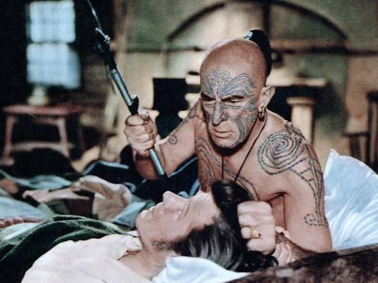 'Moby Dick', John Huston