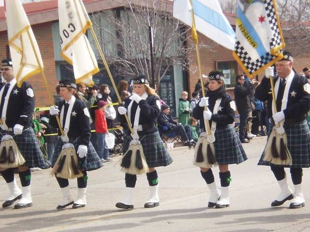 Northwest Side Irish Parade
