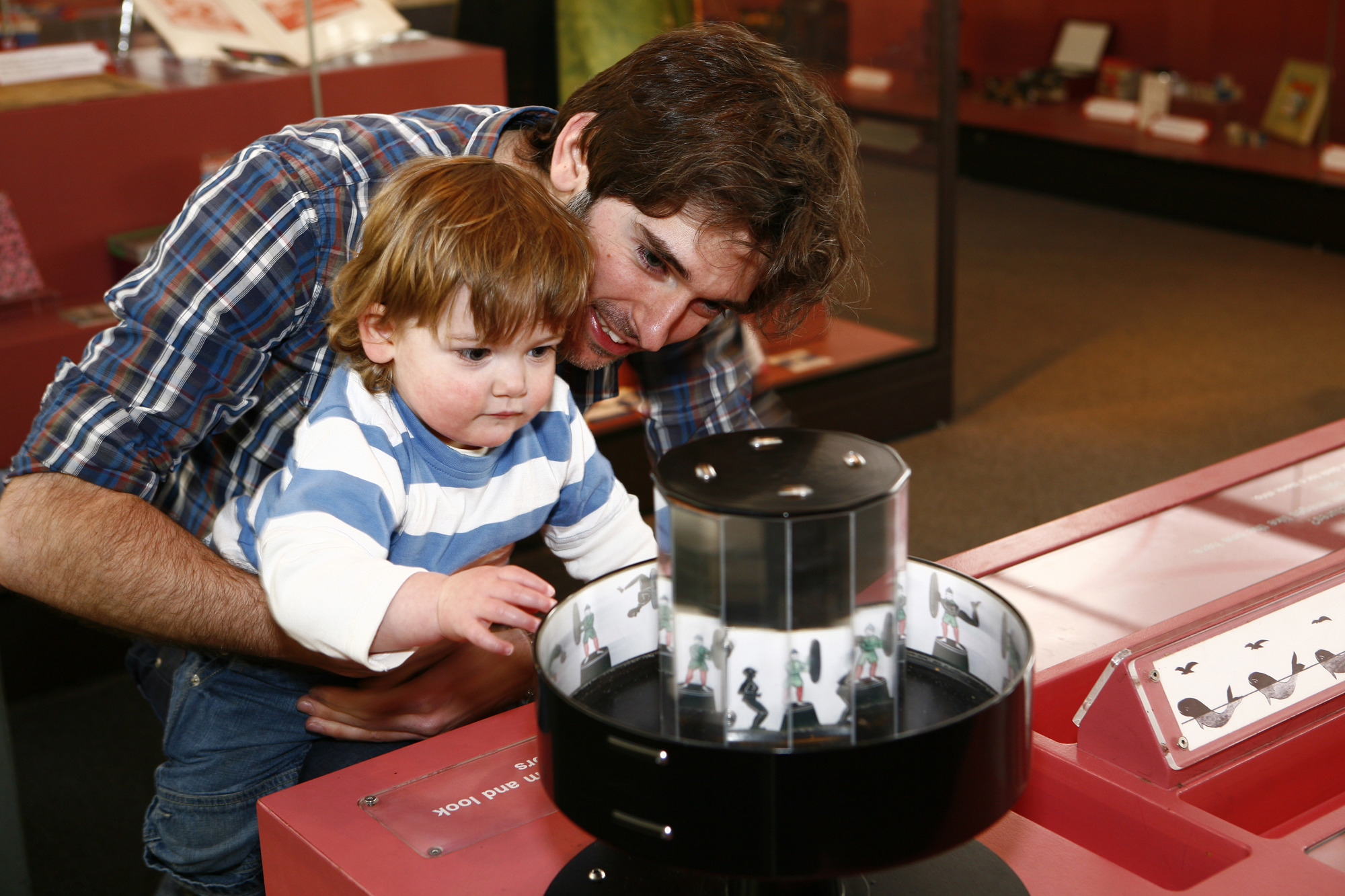 V&A Museum of Childhood Sensory Pod