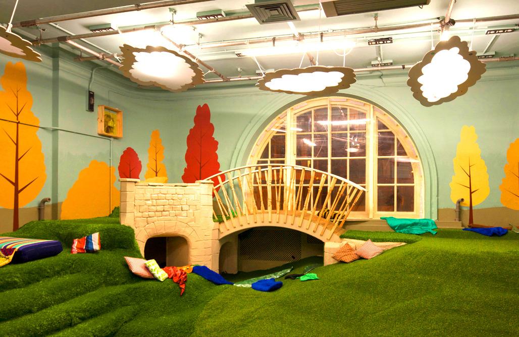 The Bee's Knees Indoor Children's Garden