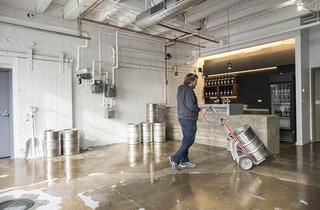 Begyle Brewing Company (Photograph: Begyle)