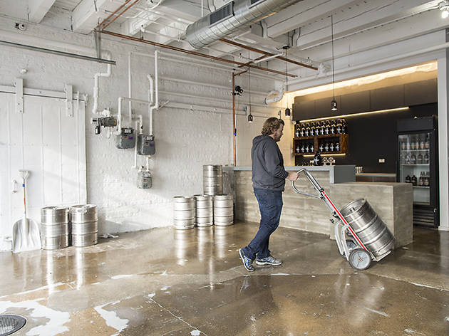 Begyle Brewing Company (Photograph: Begyle)