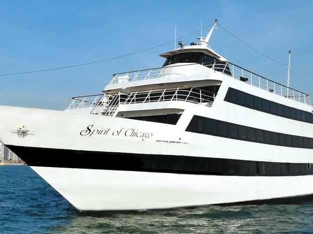 Spirit of Chicago St. Patrick's Day Cruise