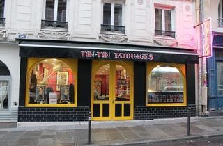Tin Tin Tatouages Shopping A Saint Georges Paris